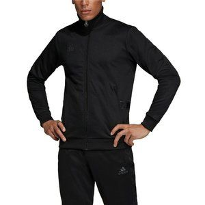 Adidas Tango Club Jacket Mens Medium Black Soccer
